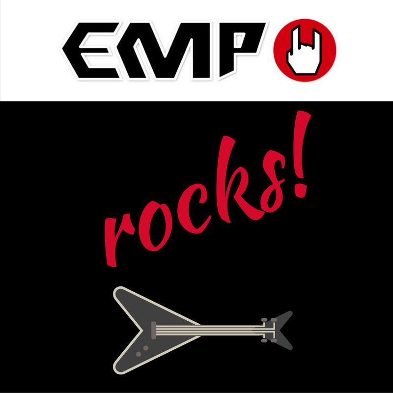 EMP rocks!