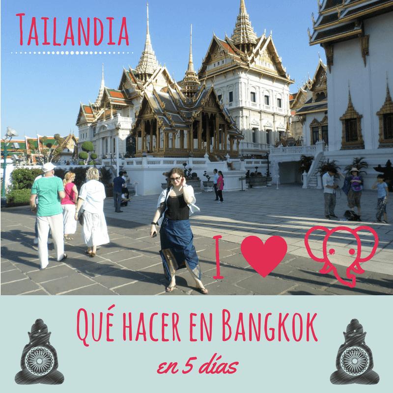 ID Qué hacer en Bangkok