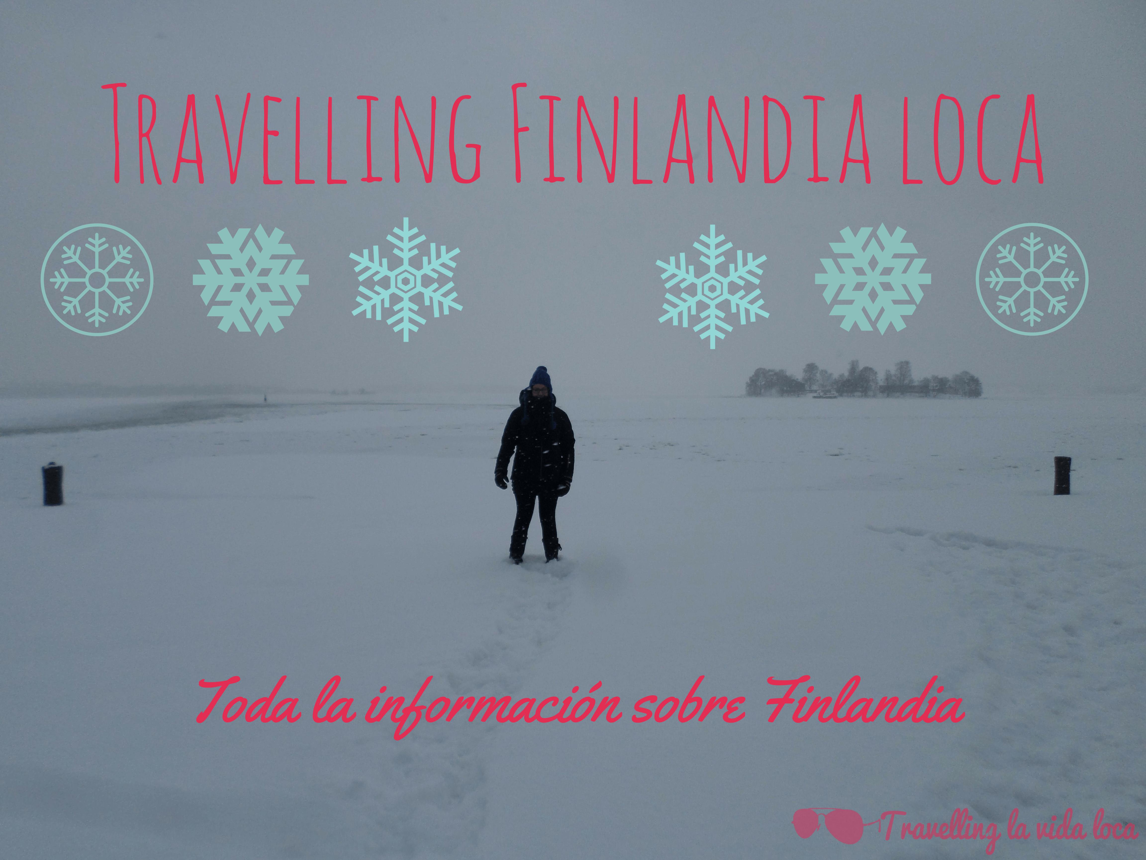 Travelling Finlandia loca