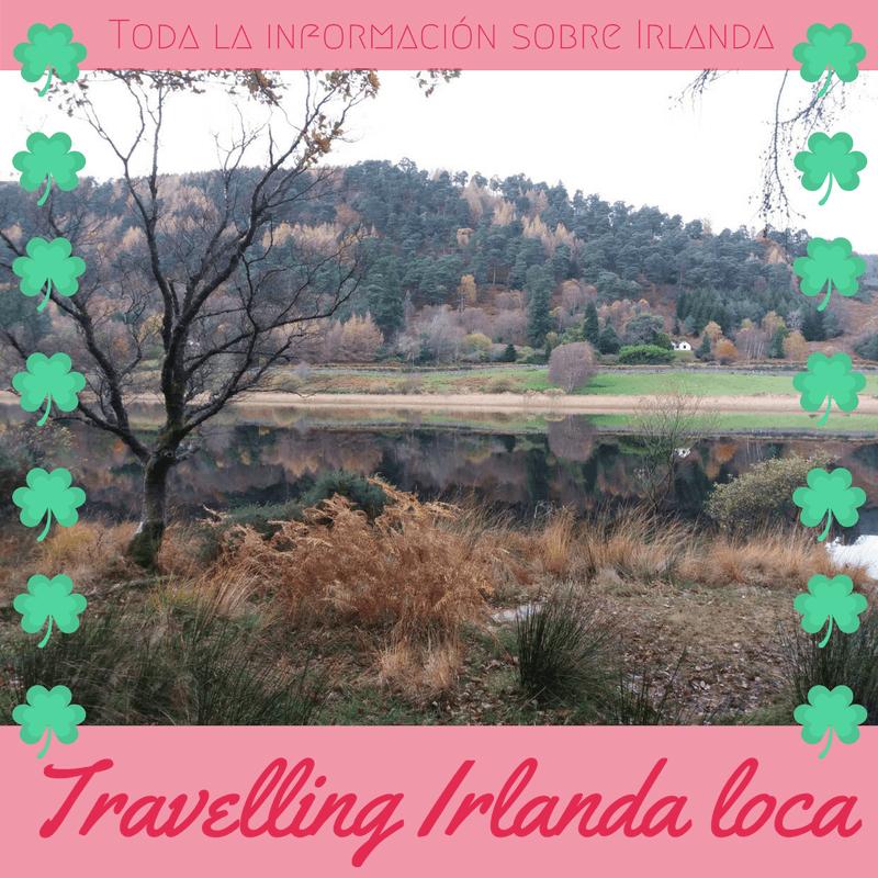 Travelling Irlanda loca